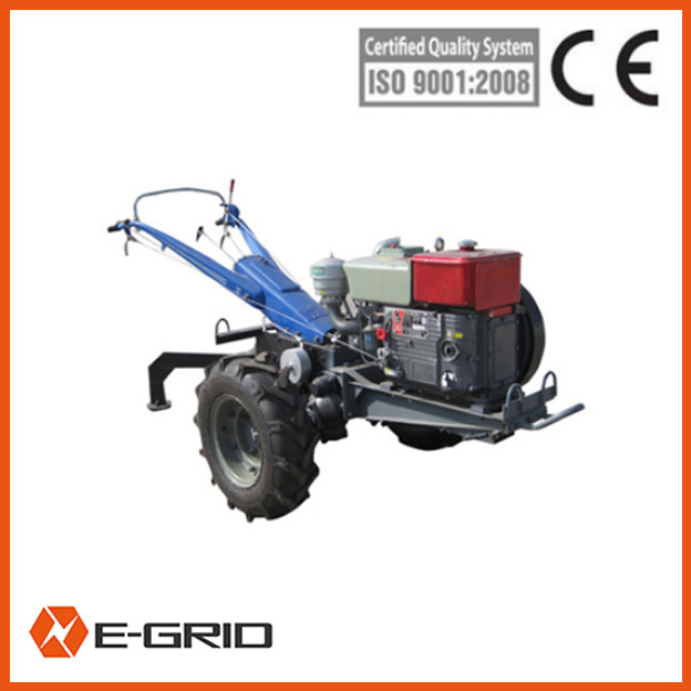 5 Ton double drum hand tractor winch