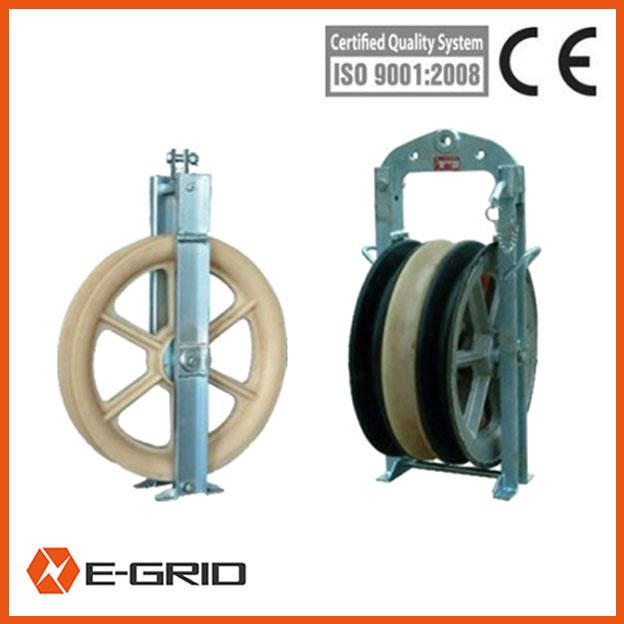 Nylon rope for transmission line stringing china