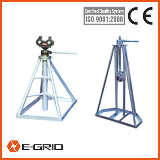 Simple Reel Payout Stand by hand operated China