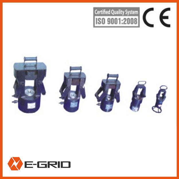 Conductorearth wirecopper-aluminum terminals Compressing device