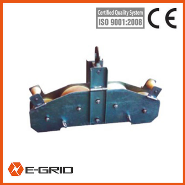 Combined Type Quadrant Pulley for Fiber Optical (OPGW)