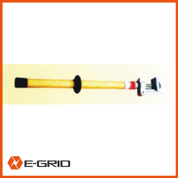 Short circuit grounding operation pole (arc opening)