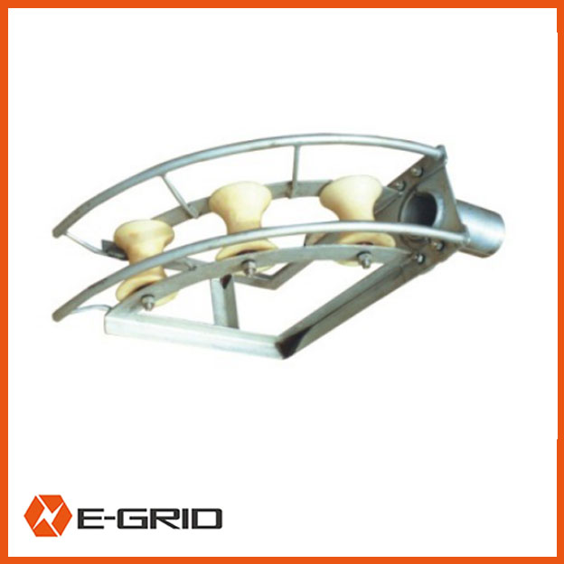 C series cable entrance protection roller