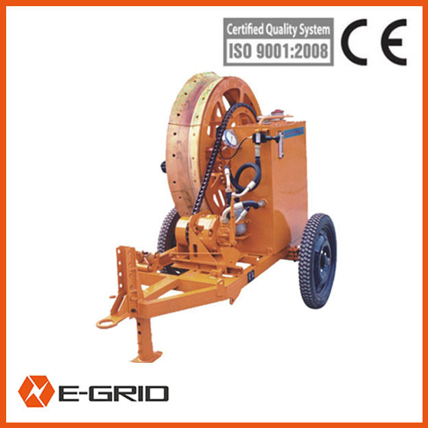 Light Hydraulic Brake Tensioner for Stringing Overhead OPGW