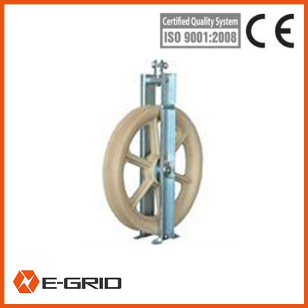 Model SHG660 Special Stringing block for Overhead OPGW stringing